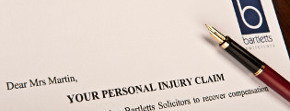 Bartletts Solicitors Personal Injury Claim Articles